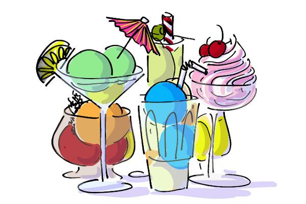 Girandola: bu dondurmayı yiyince suçluluk hissetmeyeceksiniz